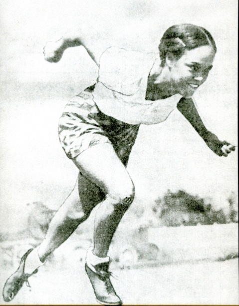 Hall of Famer BARBARA HOWARD