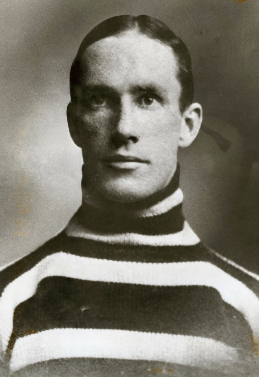 Hall of Famer Harvey Pulford
