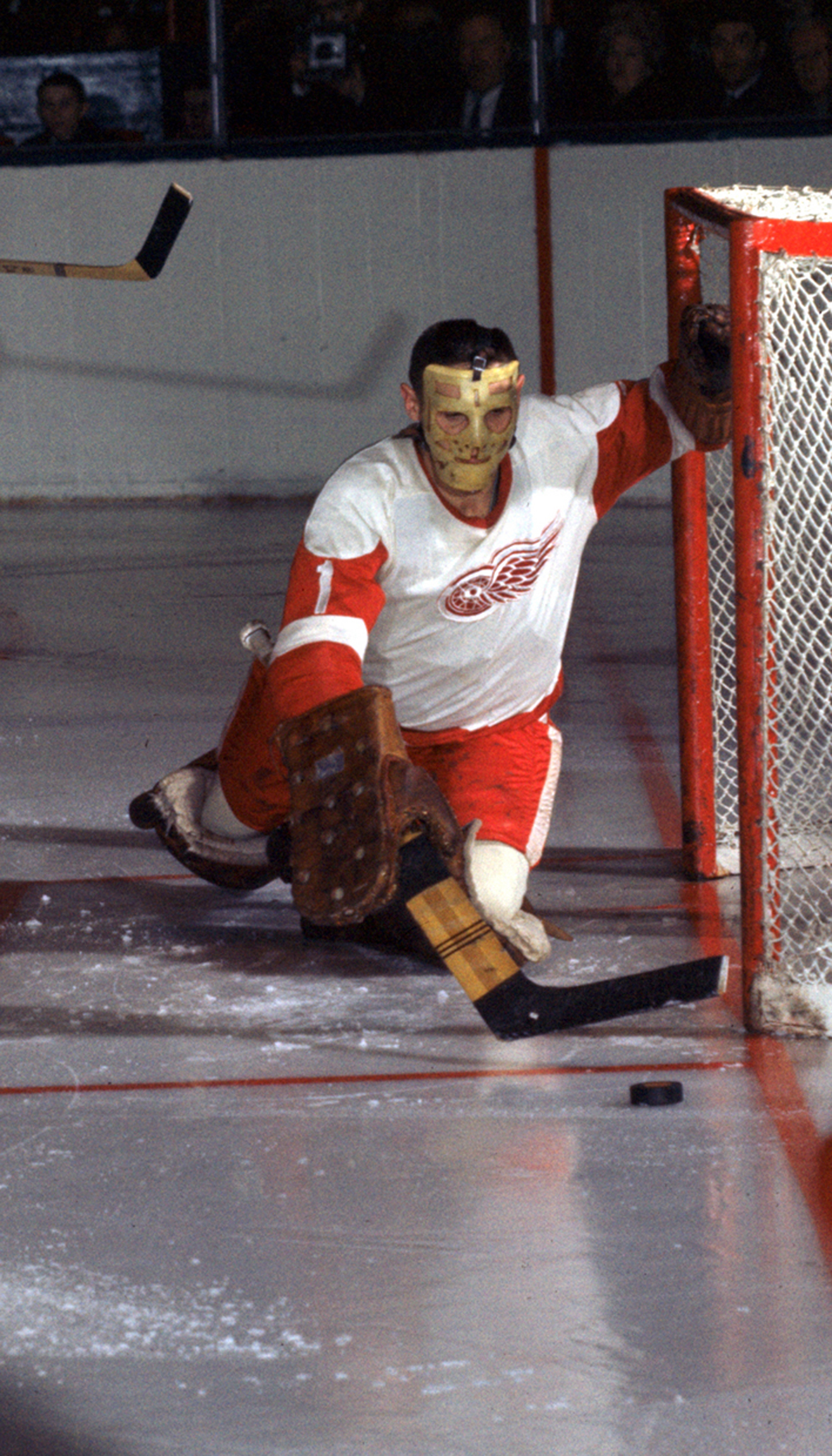 Hall of Famer TERRY SAWCHUK