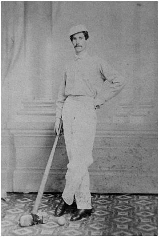 Hall of Famer WILLIAM SHUTTLEWORTH