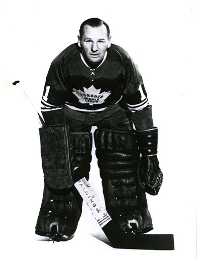 Honoured Member JOHNNY BOWER
