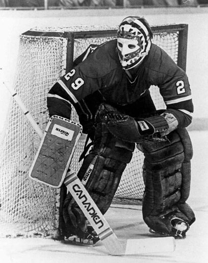 Hall of Famer KEN DRYDEN