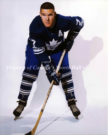 Hall of Famer TIM HORTON