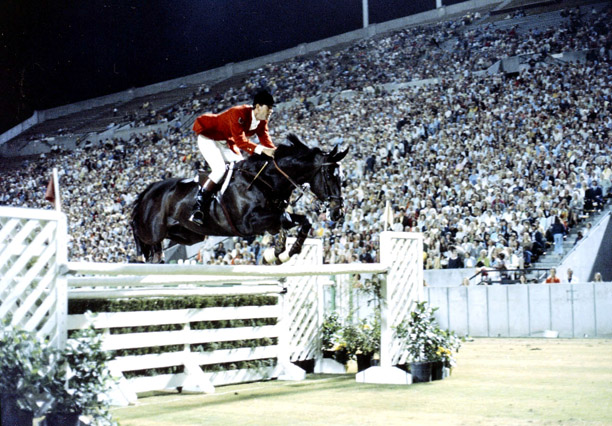 Hall of Famer IAN MILLAR