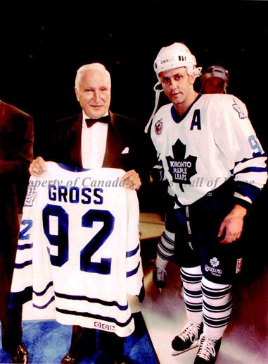 Honoured Member GEORGE GROSS
