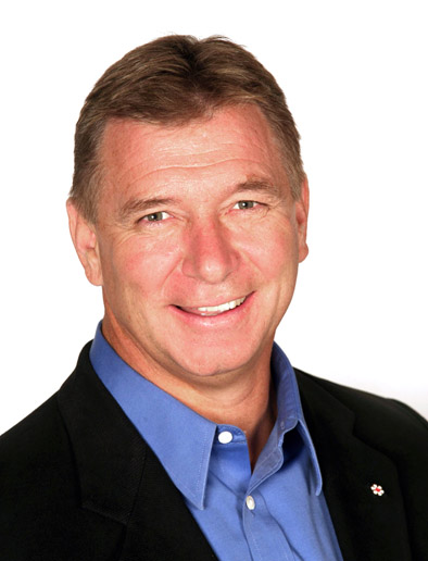 Hall of Famer RICK HANSEN