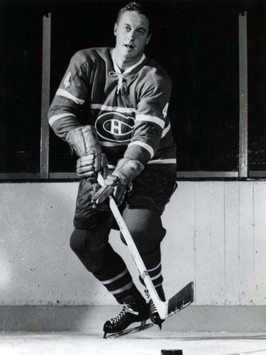 Honoured Member JEAN BELIVEAU