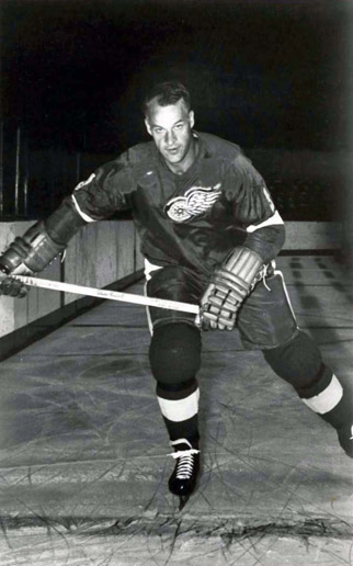 Honoured Member GORDIE HOWE
