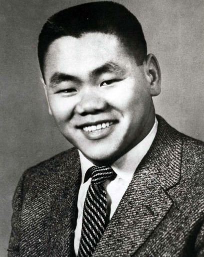 Hall of Famer NORM KWONG