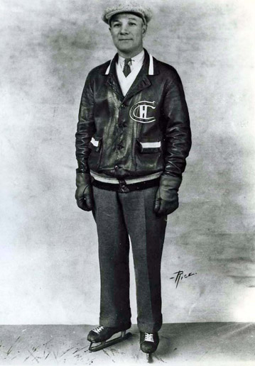 Hall of Famer EDOUARD 'NEWSY' LALONDE