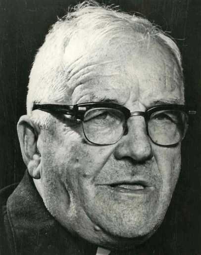Honoured Member MONSIGNOR ATHOL MURRAY