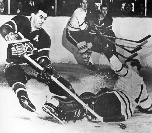 Honoured Member MAURICE RICHARD