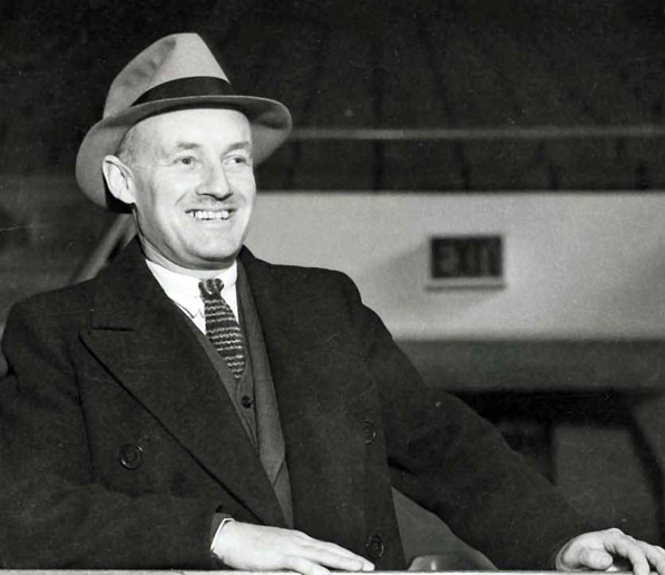 Hall of Famer CONN SMYTHE