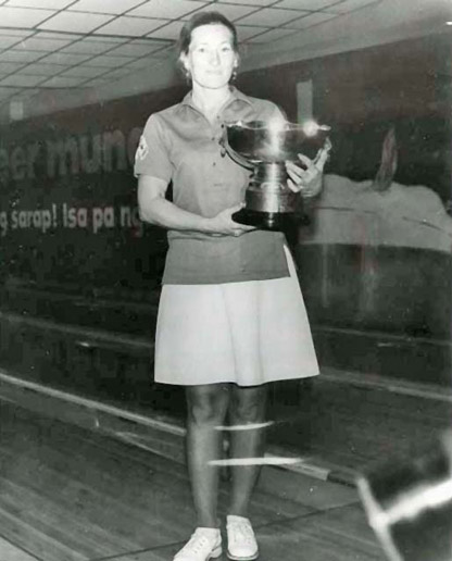 Hall of Famer CATHY TOWNSEND