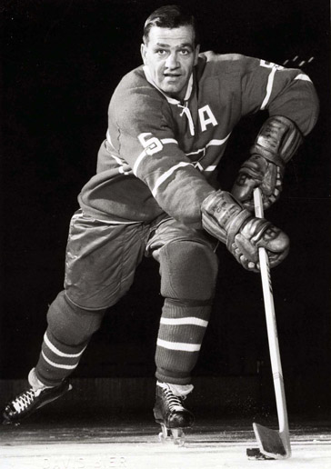 Honoured Member BERNIE 'BOOM BOOM' GEOFFRION