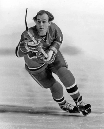 Hall of Famer GUY LAFLEUR