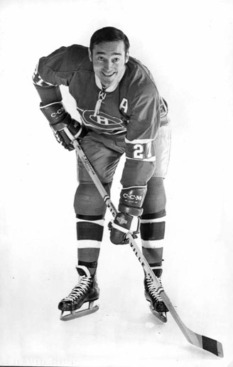 Hall of Famer FRANK MAHOVLICH