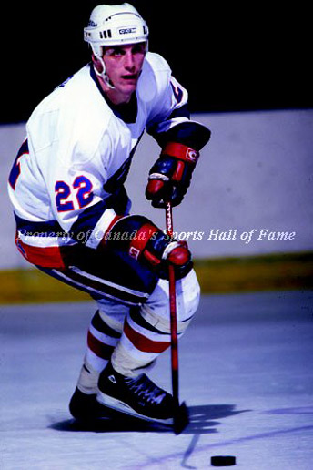Hall of Famer MIKE BOSSY