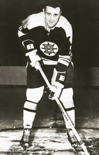 Hall of Famer PHIL ESPOSITO