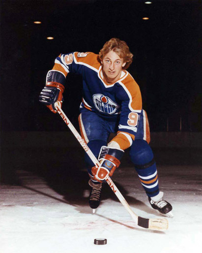 Honoured Member WAYNE GRETZKY