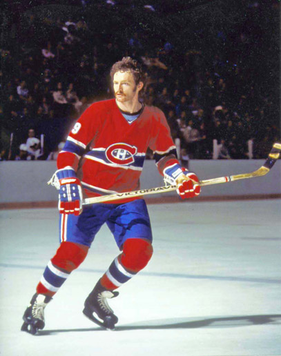 Hall of Famer LARRY ROBINSON