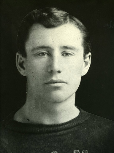 Hall of Famer JACK MCCULLOCH