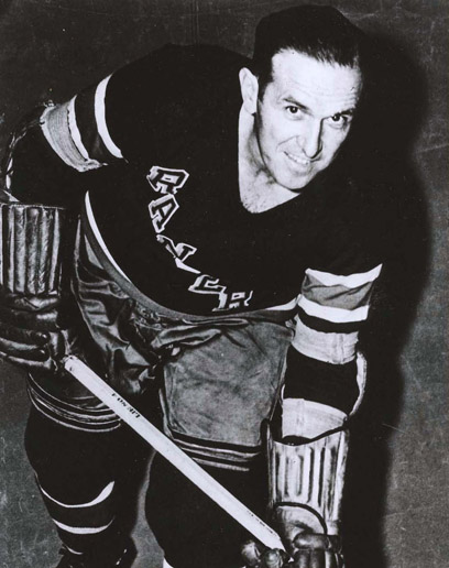 Hall of Famer FRANK BOUCHER