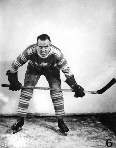 Hall of Famer FRANCIS 'KING' CLANCY