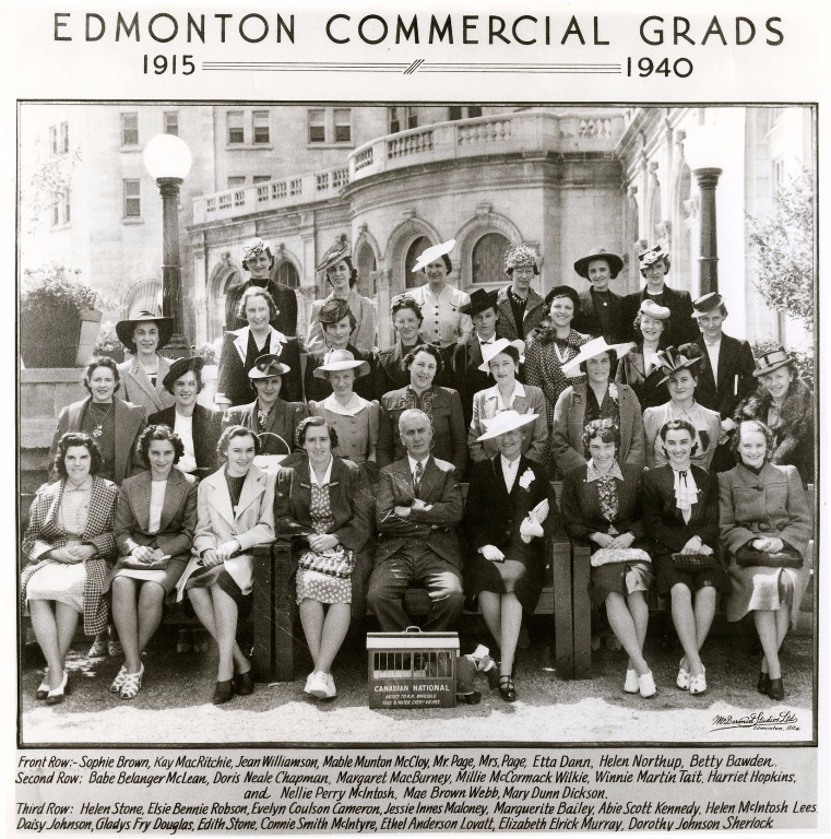 Honoured Member EDMONTON GRADS